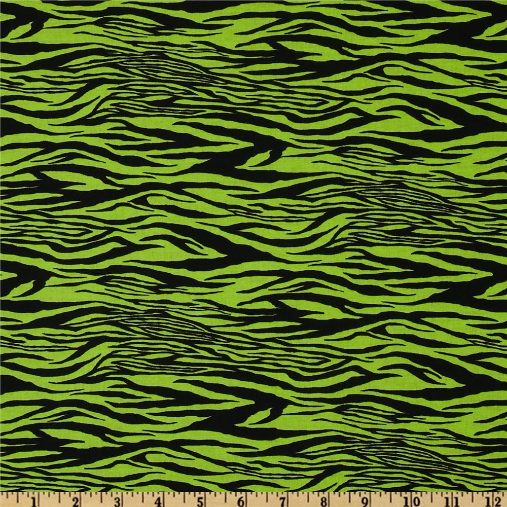 Legend of Webb Hill Zebra Skin Lime