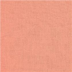 Designer Cotton Voile Peachy Pink