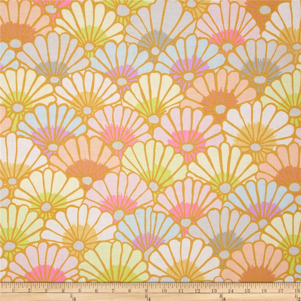 Kaffe Fassett Collective Thousand Flowers Chalk