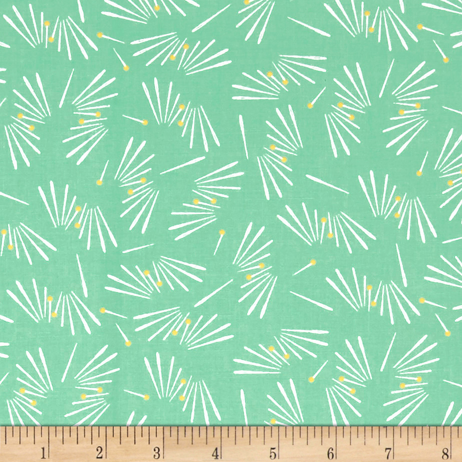 Sew_Special_Pins_&_Needles_Green_Fabric