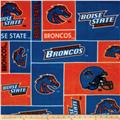 Collegiate Fleece Boise State University Blue