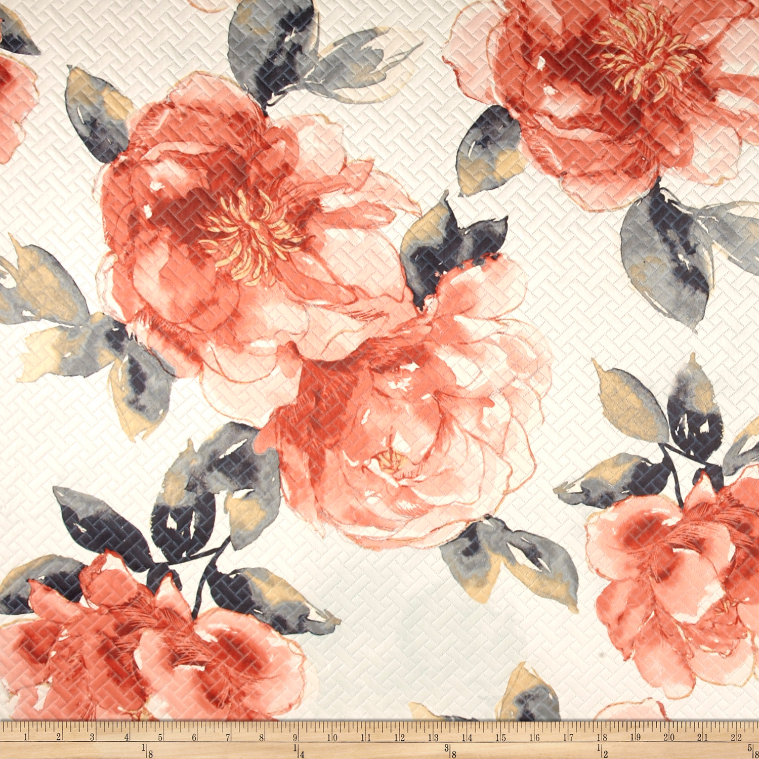 Kelly Ripa Home Swoon Matelasse Nectar Fabric by Waverly in USA