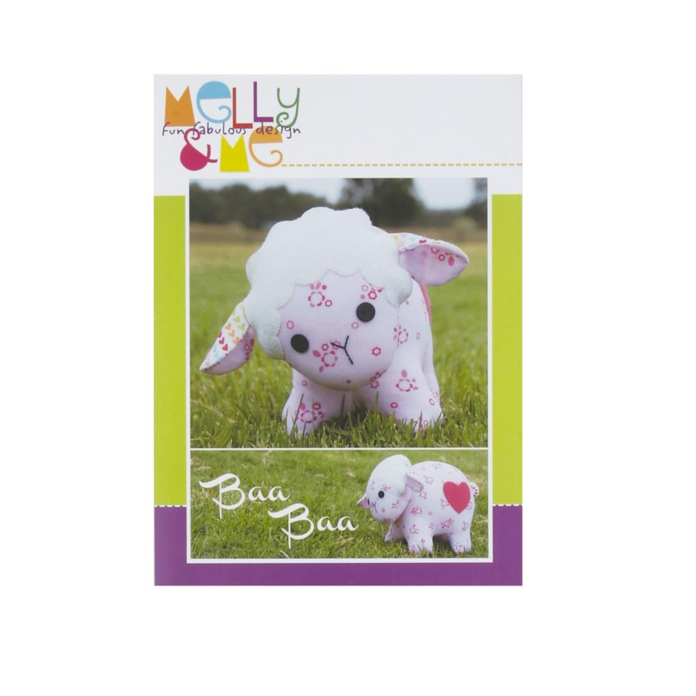 Melly & Me Baa Baa Sheep Pattern