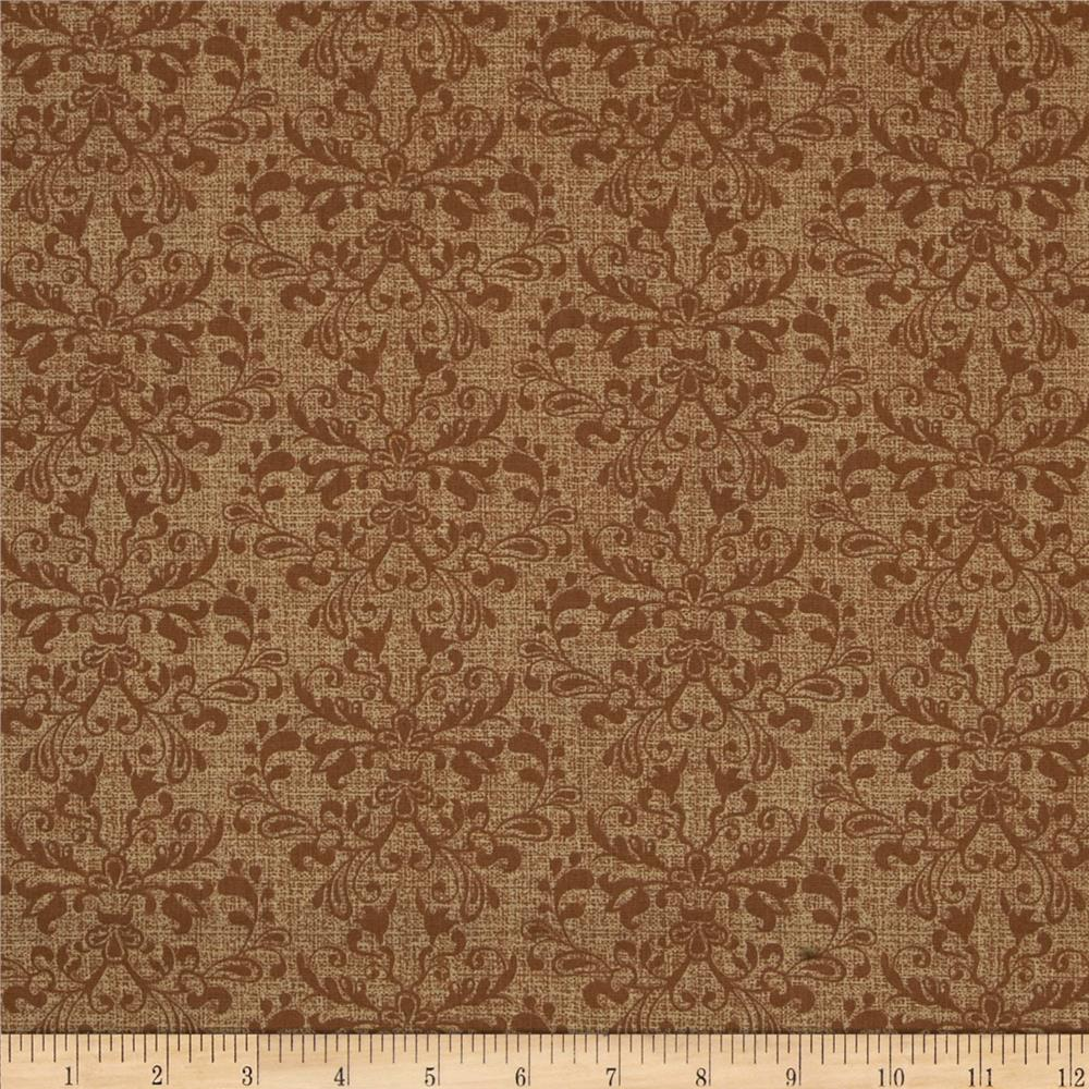 Armenia Damask Brown