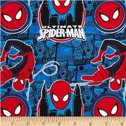 Marvel Ultimate Spider-Man Amazing Spider-Man Navy