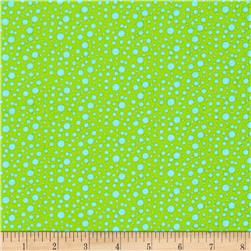 Monster Trucks Skin Dotties Slime Green