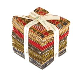 Moda Beacuse of the Brave Fat Quarters Multi