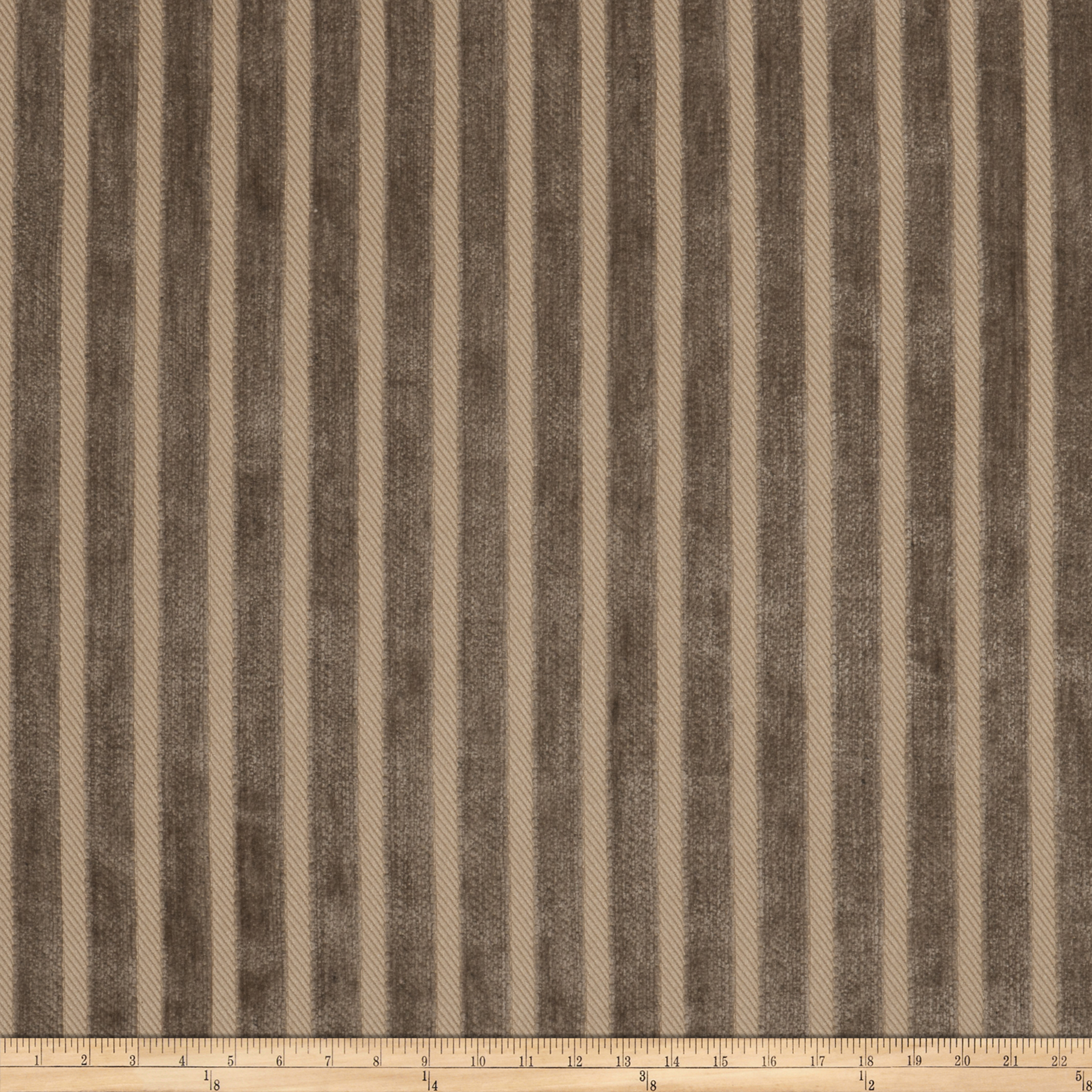 Trend 03250 Chenille Taupe Fabric
