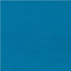 French Terry Solid Dark Turquoise