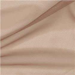 Spandex Stretch Illusion Shaper Mesh Nude