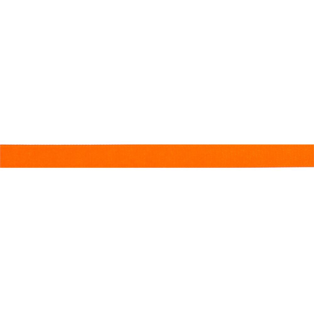 "5/8"" Grosgrain Solid Ribbon Orange"