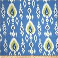Swavelle/Mill Creek Dawkins Ikat Twill Capri Blue