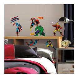 Marvel Characters Wall Decals