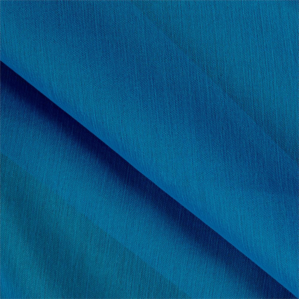 Chiffon Solid Turquoise