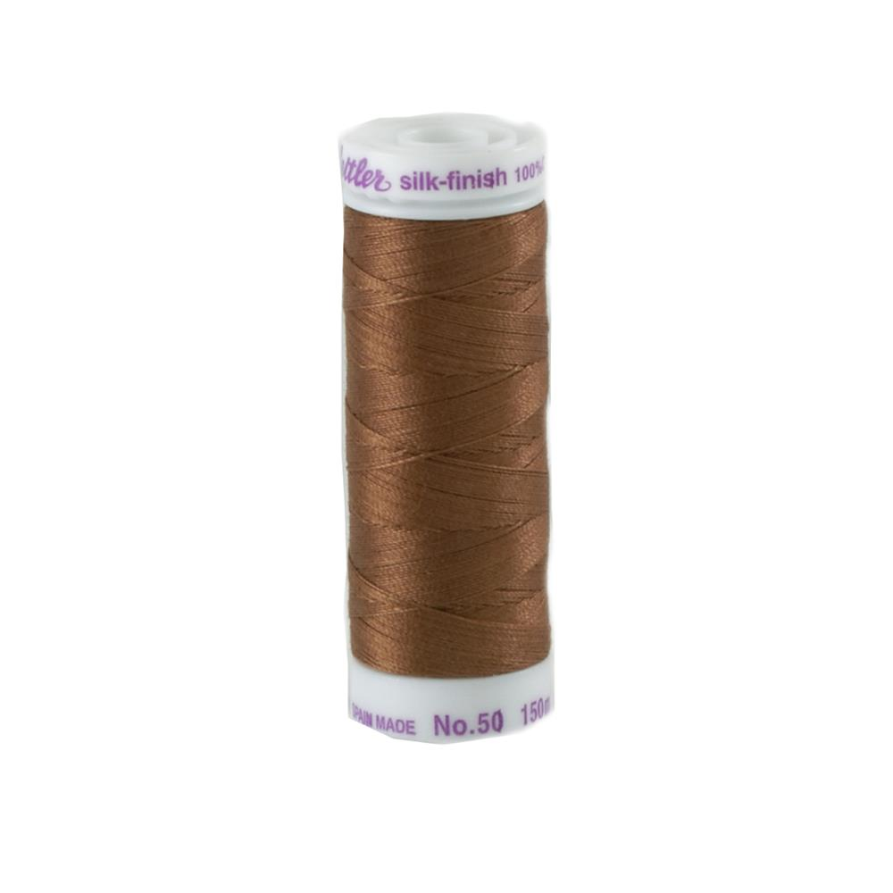 Mettler Cotton All Purpose Thread Redwood