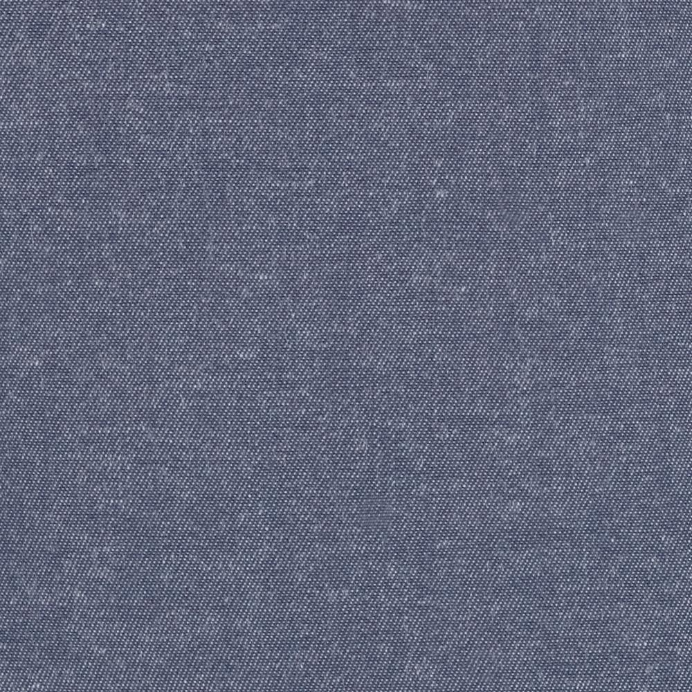 Kaufman Chambray Union Stretch 4 oz Shirting Dark
