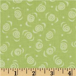 Sugar & Spice Swirl Green