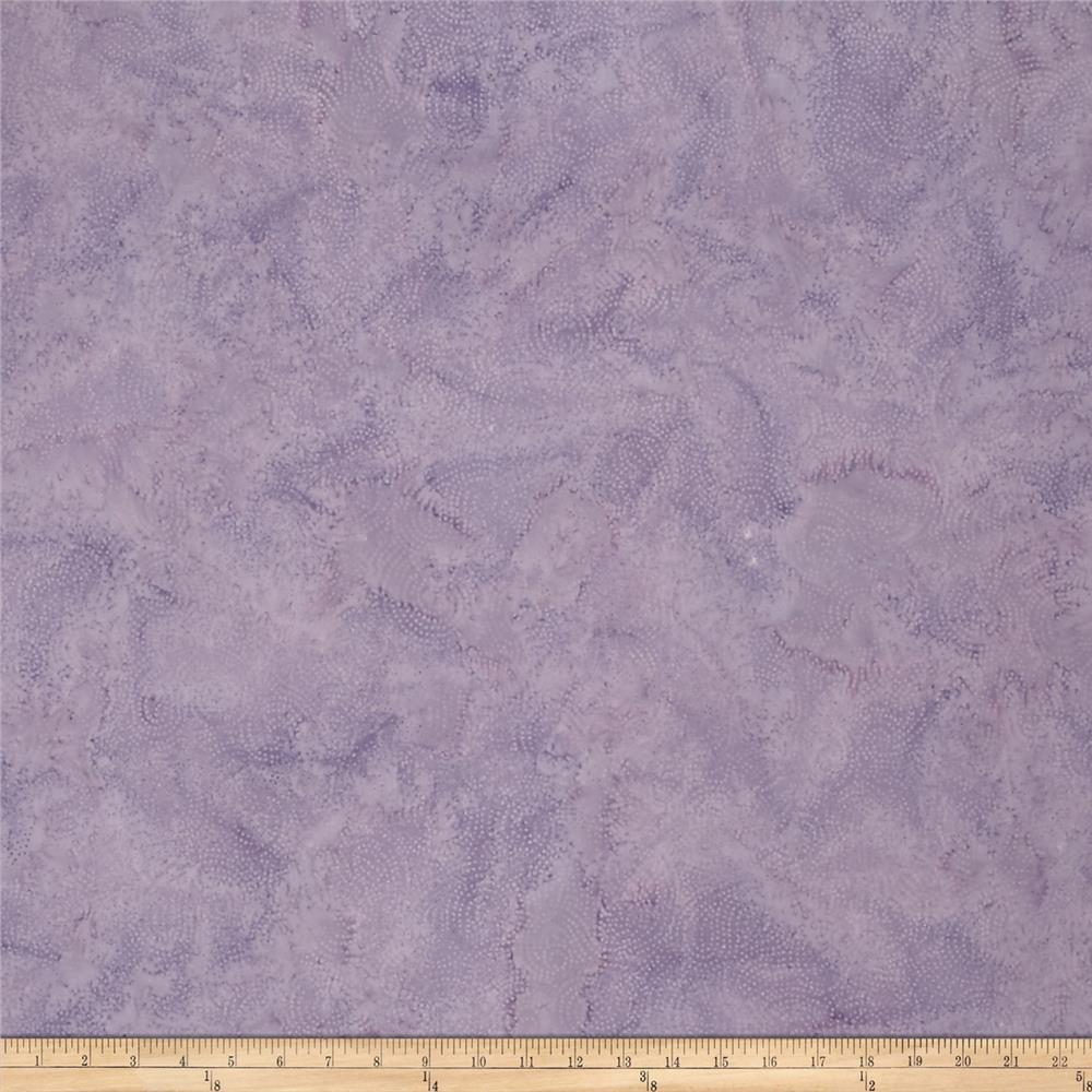 Island Batik Swirl Dot Light Purple/Dark Purple