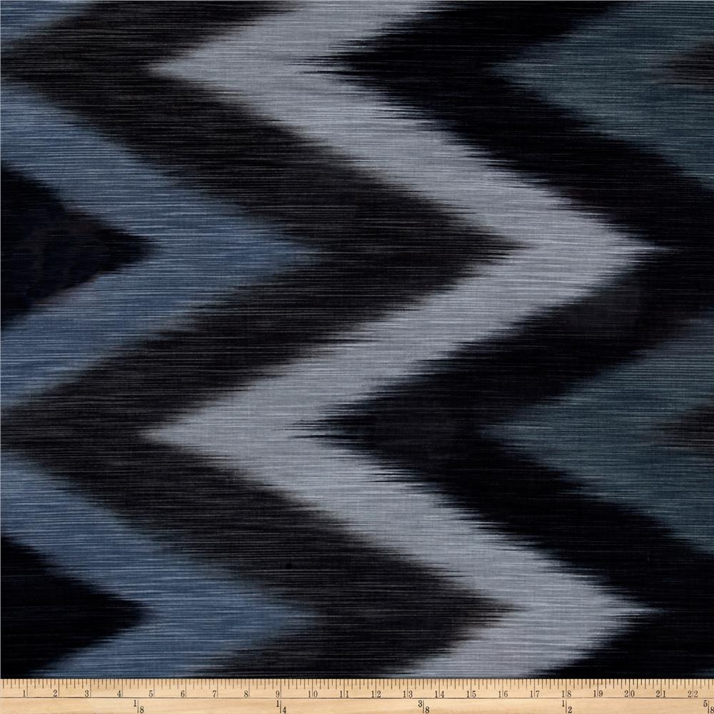 Timeless Treasures Ikat Smoke