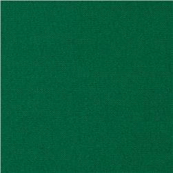 Power Poplin Kelly Green