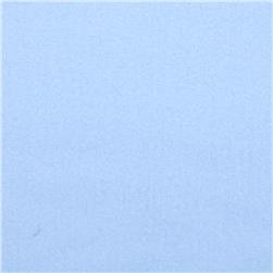 Fluffy Flannel Solids Blue