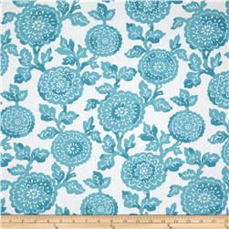 Premier Prints Mums Coastal Blue