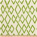 Home Accents Sojourn Flocked Green