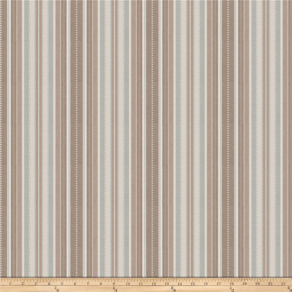 Fabricut Deck Stripe Jacquard Breeze