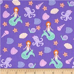 Dear Stella Bay Breeze Under the Sea Purple