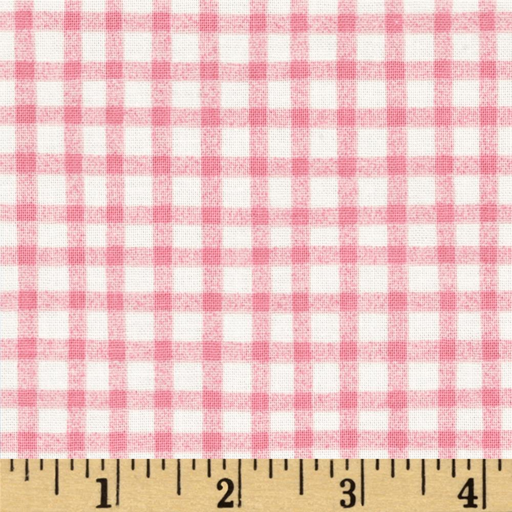 Penny Rose Paper Dolls Bakery Paper Dolls Gingham Pink