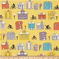 Ride Houses Yellow