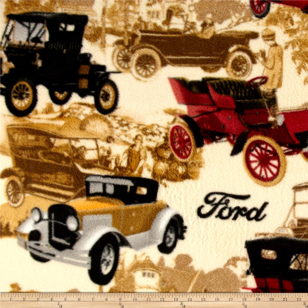 Ford Vintage Model T Fleece Multi