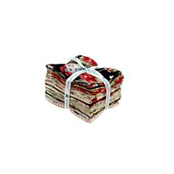 Woodland Holiday Fat Quarter