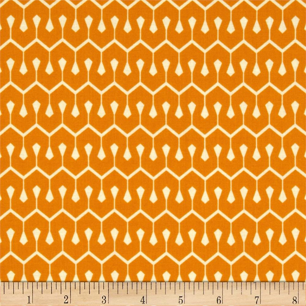 Heather Bailey True Colors New Wave Tangerine