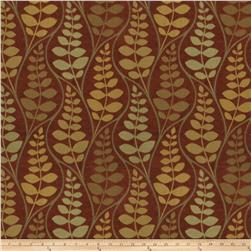 Fabricut Ceres Chenille Ginger Spice