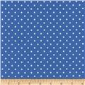 Timeless Treasures Polka Dots Blue