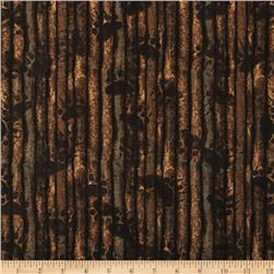 Elk Mountain Stripe Brown