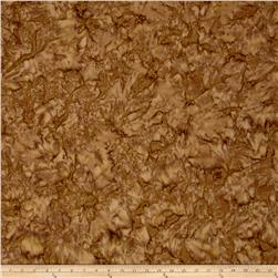 Kaufman Prisma Dyes Batik Mottled Walnut