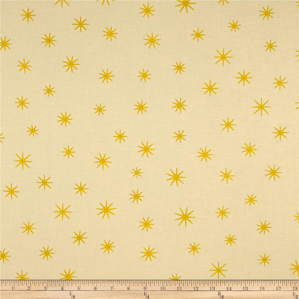 Shining Star Glitter Soft Yellow