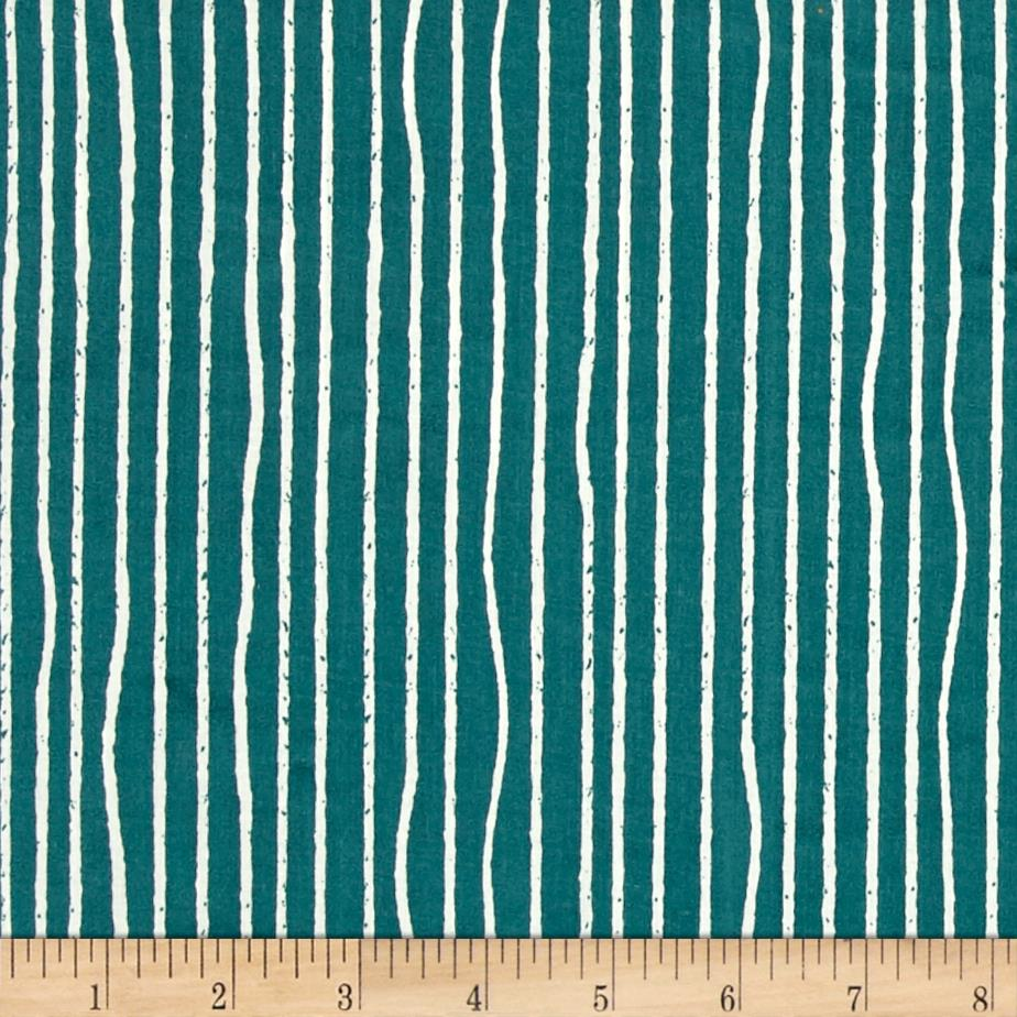 Birch Organic Farm Fresh Yarn Stripe Teal