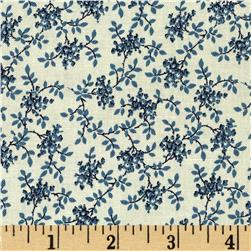 Scrap Happy Ditsy Allover Blue