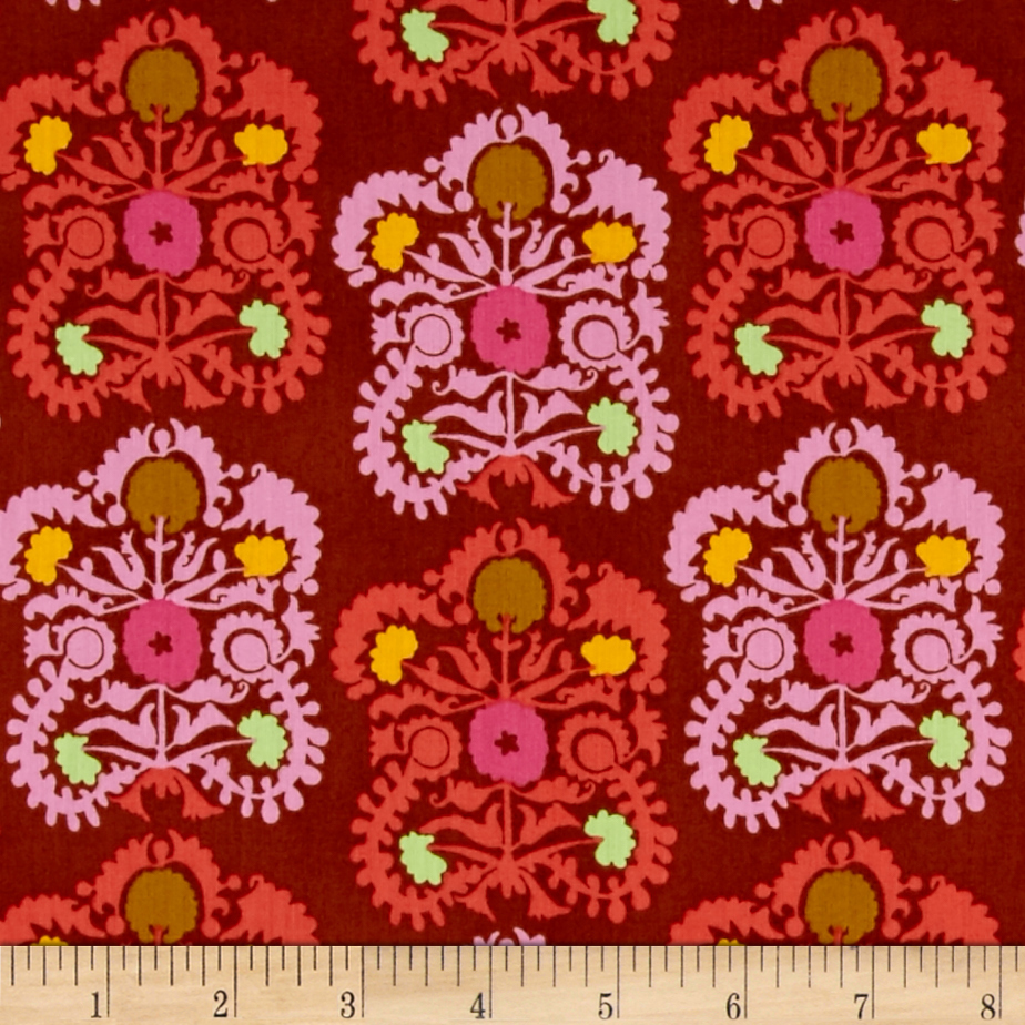 Amy Butler Dream Weaver Voile Gypsy Embroidery Cora Fabric by Westminster in USA