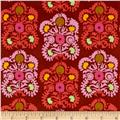 Amy Butler Dream Weaver Voile Gypsy Embroidery Cora