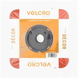 "Velcro Fabric Fusion Tape 1"" x 5 Yds. White"