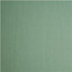 Cotton Broadcloth Sea Foam Fabric