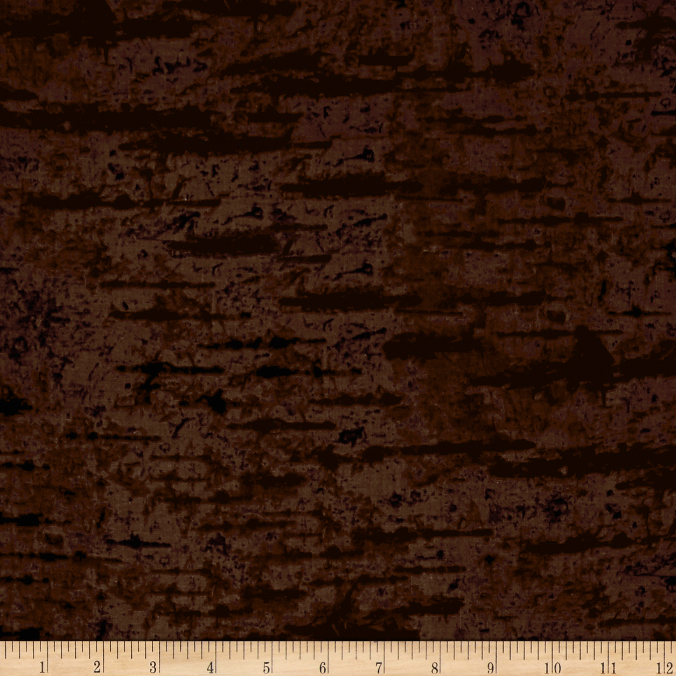 Penny Rose Majestic Outdoors Birch Dark Brown Fabric by Christensen in USA
