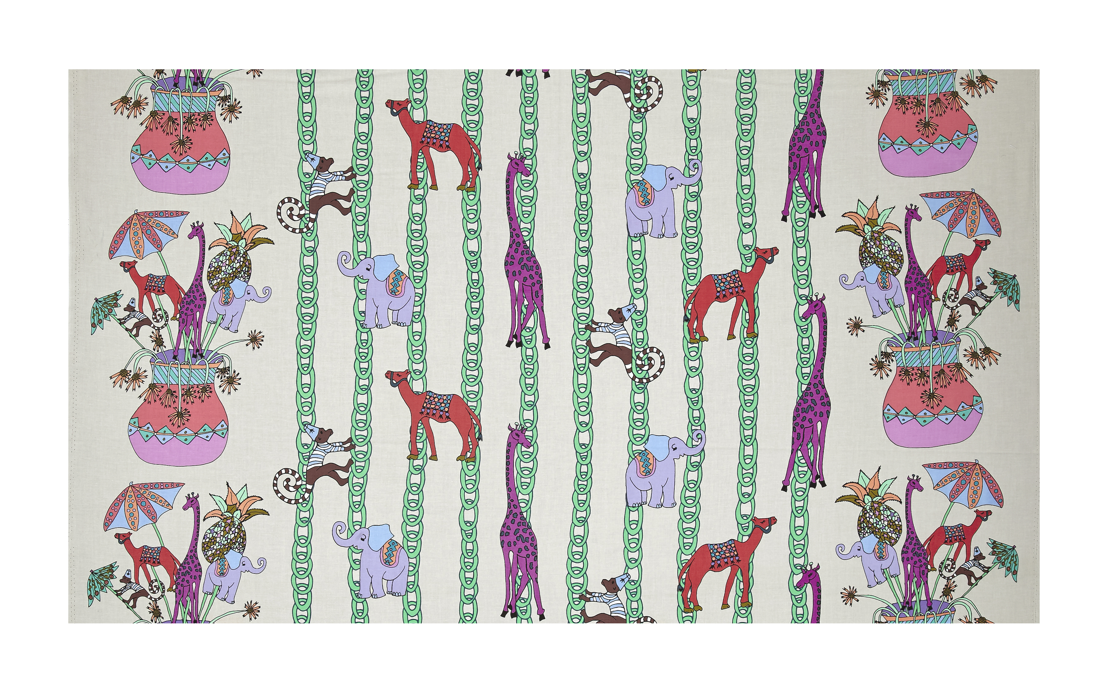 Image of Kathy Doughty Celebrate Party Favors Contemporary Fabric