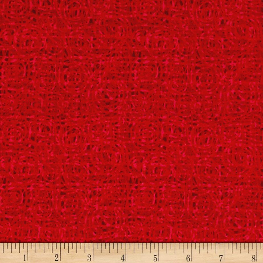 Fabrique-Istan Extreme Colors Red