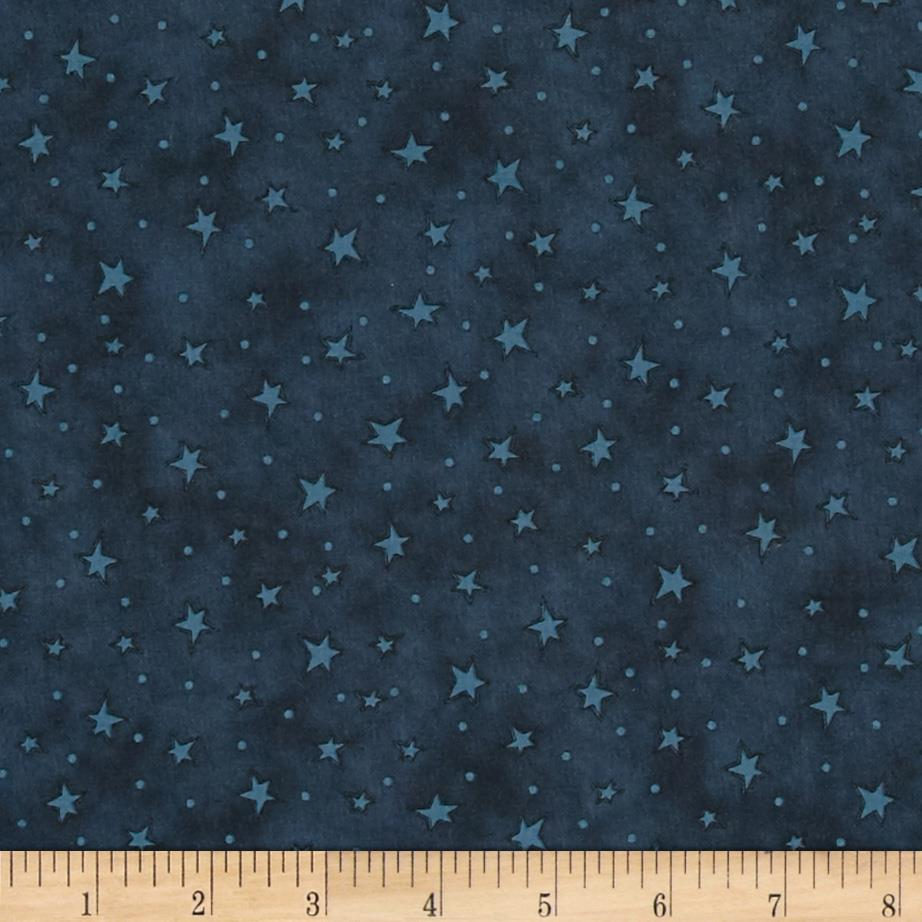 Starry Basic Indigo