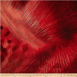 Electric Feather Red